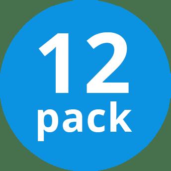 Multipack 12x Philips MASTERC CDM-T 35W/830 G12 1CT/12 3000K 3150 Lumen