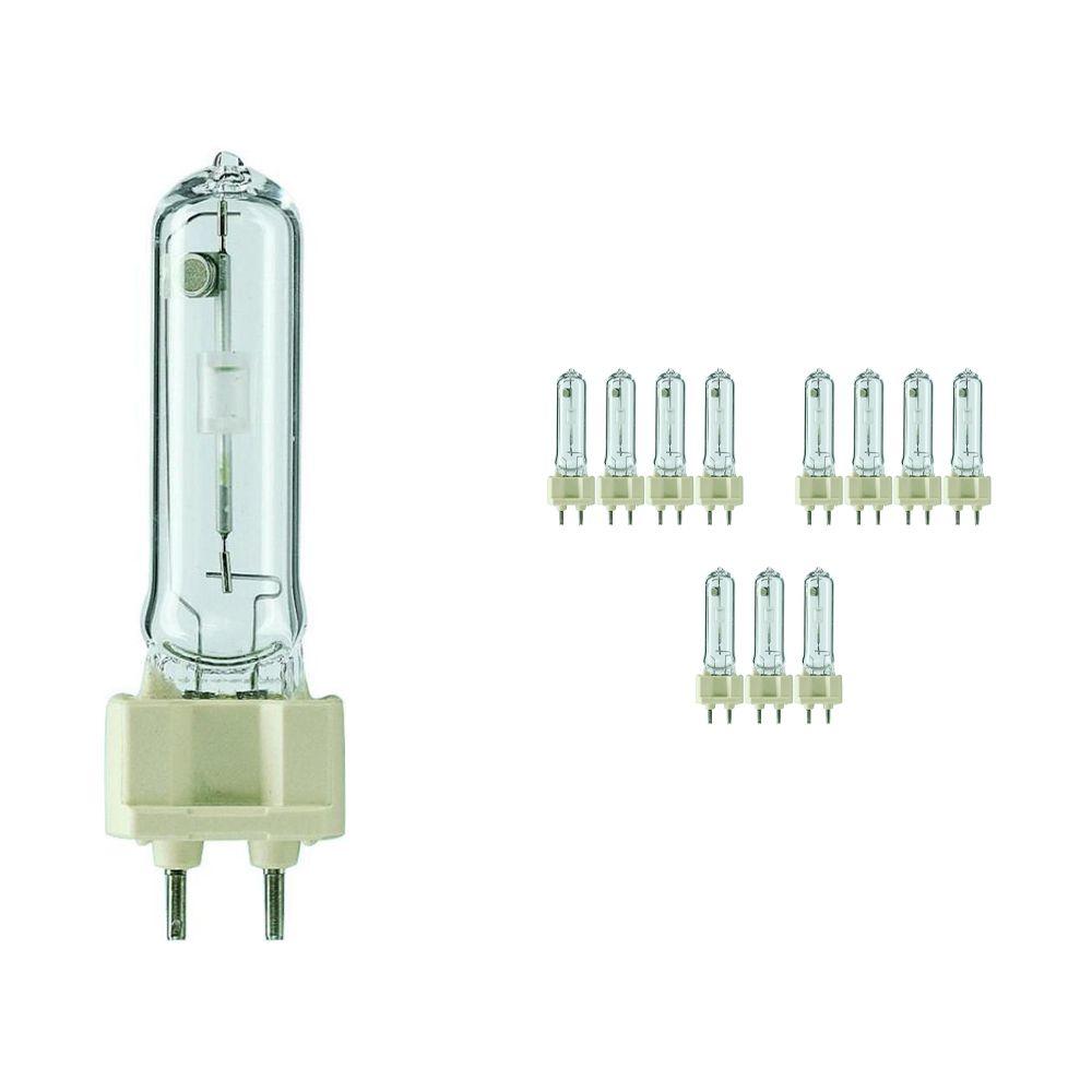 Confezione Multipack 12x Philips MASTERColour CDM-T 35W 842 G12 | Bianco Freddo