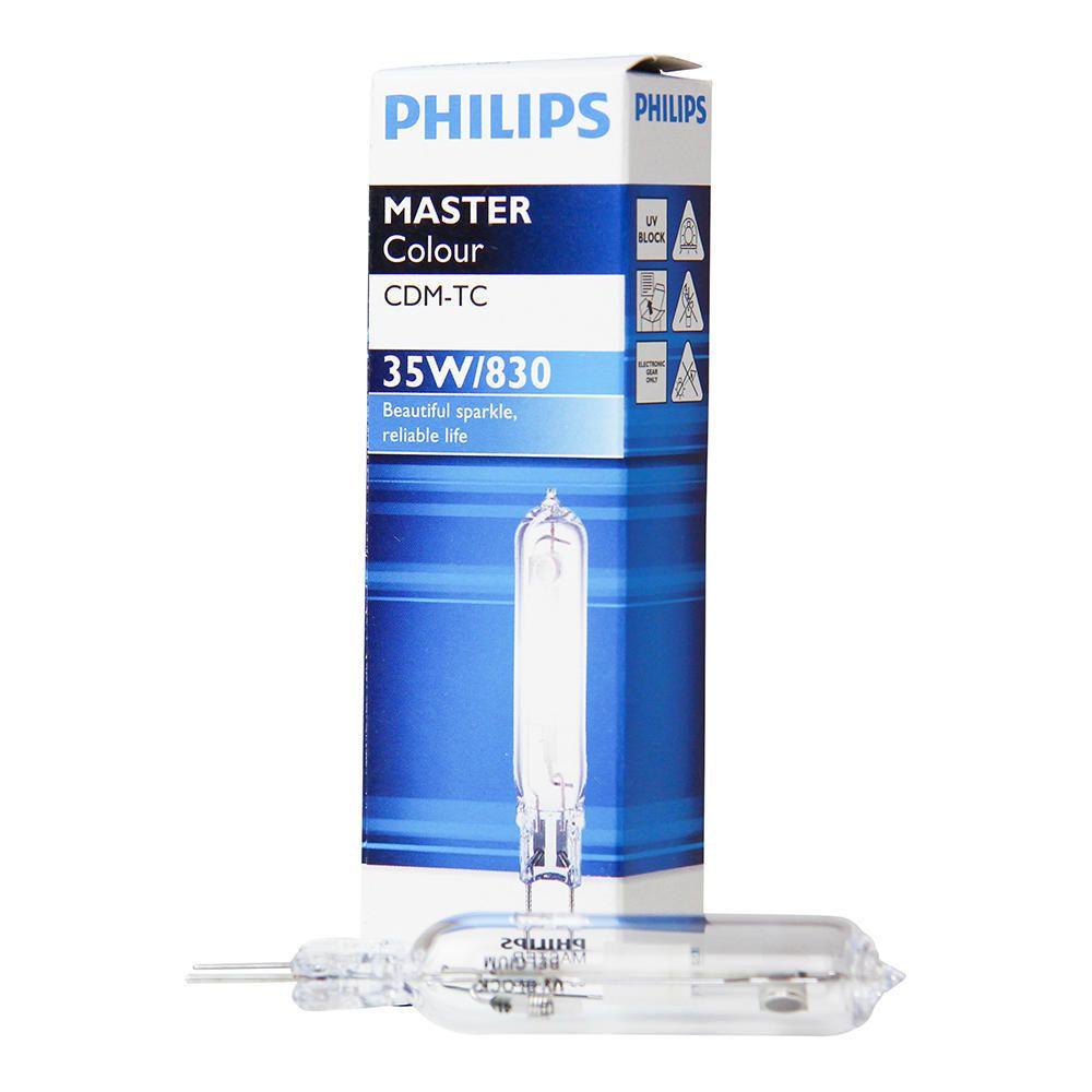 Philips MASTERColour CDM-TC 35W 830 G8.5   Luce Calda