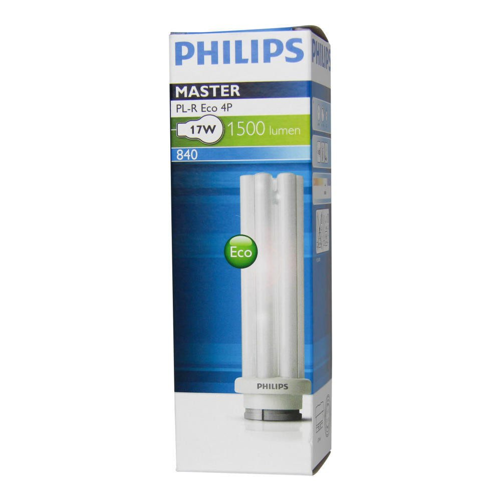 Lampade led philips : Philips pl-r eco 17w 840 4p (master) - indietro a ...