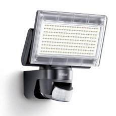 Steinel Faro LED con sensore XLED Home 1 Nero