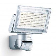 Steinel Faro LED con sensore XLED Home 1 Argento