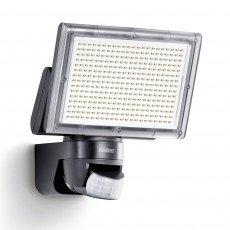 Steinel Faro LED con sensore XLED Home 3 Nero