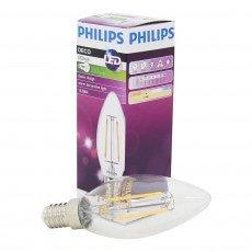 Philips Classic LEDcandle 2.3-25W E14 827 B35