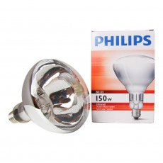 Philips BR125 IR 150W E27 230-250V Chiara