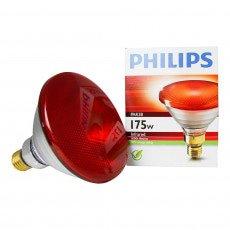 Philips PAR38 IR 175W E27 230V Rossa