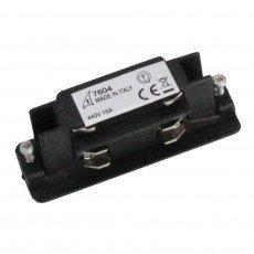 Connettore elettrico Trifase convenzionale - Nero