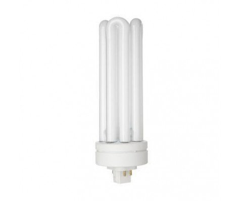 GE Biax Q/E LongLast 57W 840 4P Bianco Freddo