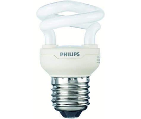 Philips TORNADO ESaver T2 5W WW E27 220-240V