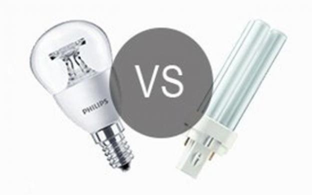 Lampadine LED o lampade a basso consumo?