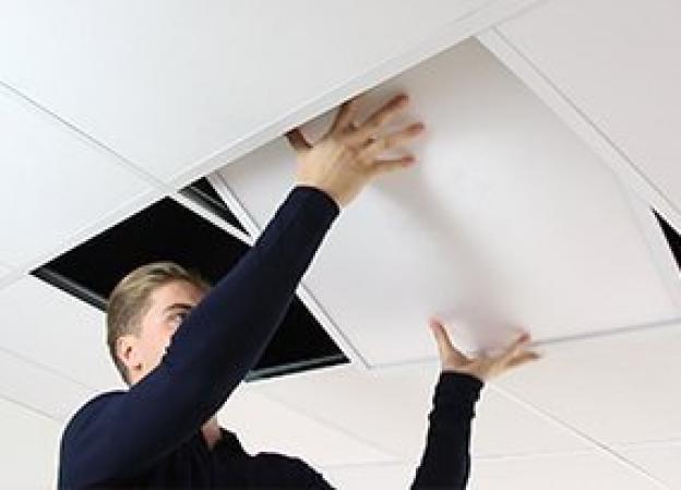 Come installare un pannello a LED ?