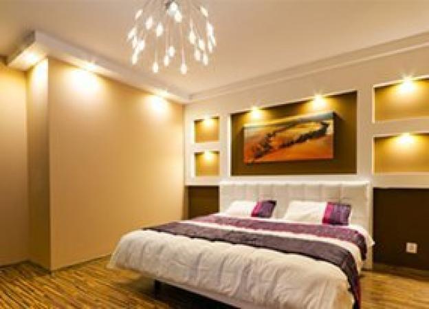Come illuminare la camera da letto?
