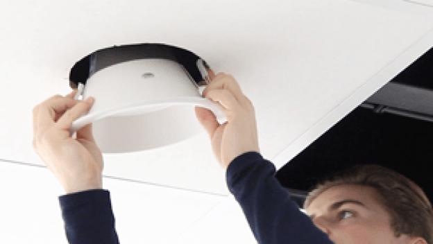 Come installare un downlight LED