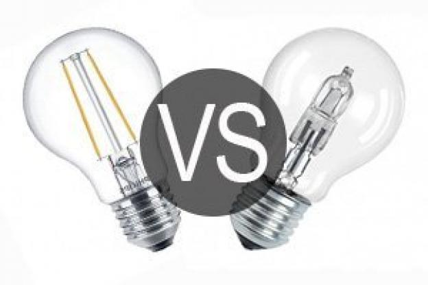 Lampadine LED o alogene?
