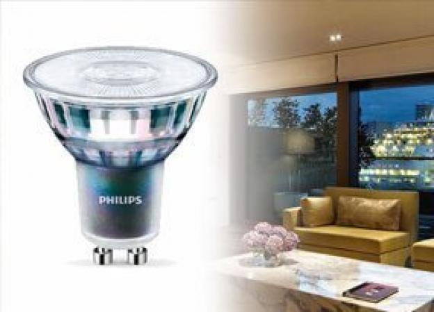 Quali sono i vantaggi dei faretti Philips ExpertColor?