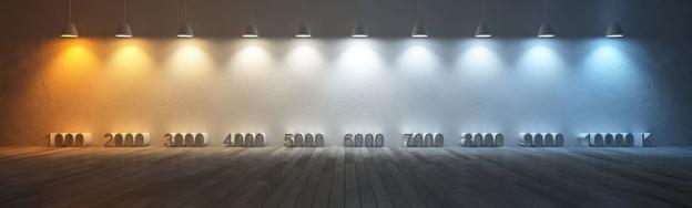 Quale temperatura di colore per lampade a LED?