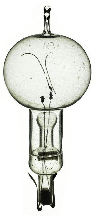 prima lampadina