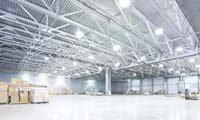 Illuminazione per magazzino & logistica