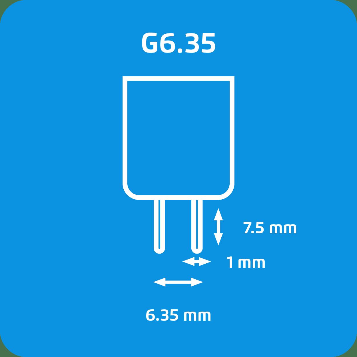Lampadine alogene 6.35 Philips - immagine attacco