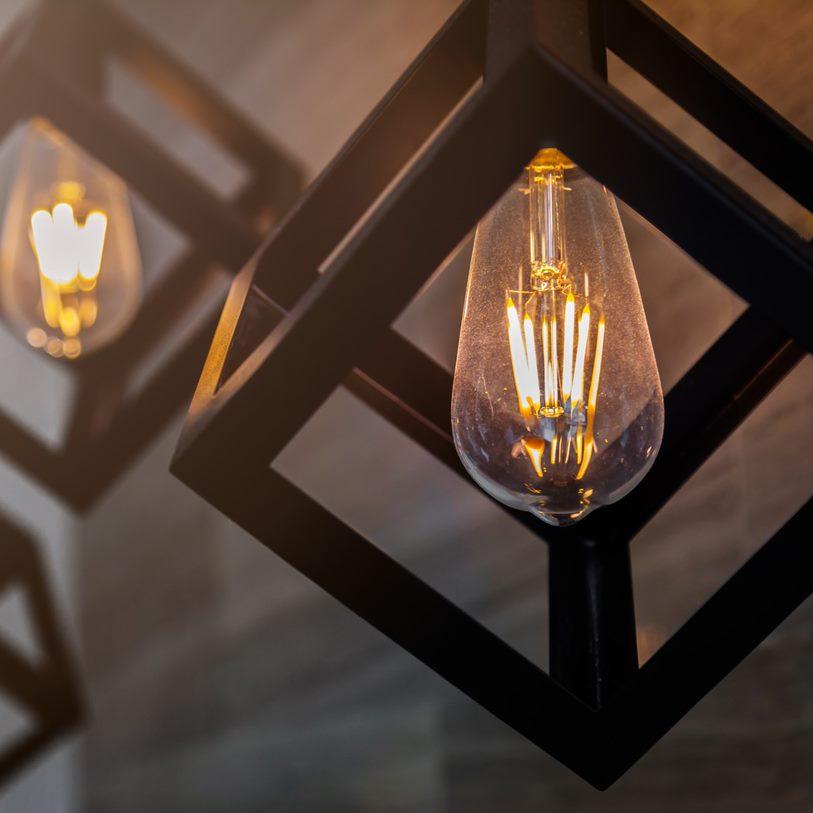 lampadina LED filamento