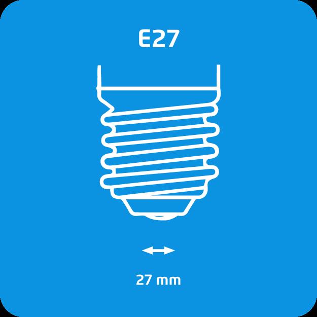 attacco E27