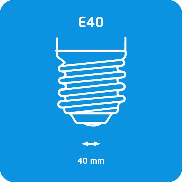 attacco E40